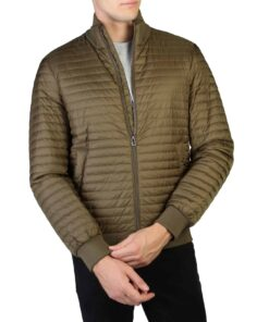 Geox M6420NT2163 Jackets for Men Green